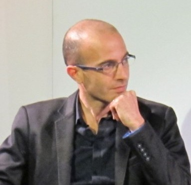 Yuval Harari By Daniel Naber - Own work, CC BY-SA 4.0,wikimedia