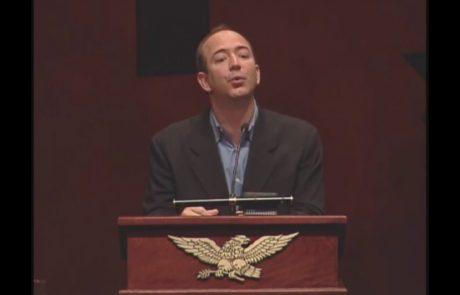 ג'ף בזוס מייסד אמזון – על ייסוד החברה