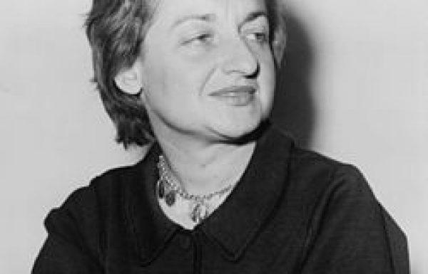 בטי פרידן | Betty Friedan